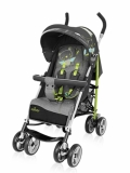Baby Design Golfový kočárek TRAVEL QUICK 2018-07 Grey