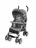 Baby Design Golfový kočárek TRAVEL QUICK 2018-017 Stylish gray