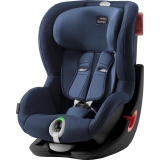 Autosedačka BRITAX RÖMER  King II LS Black,  Moonlight Blue S