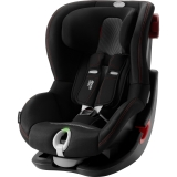 Autosedačka BRITAX RÖMER  King II LS Black, Cool Flow Black