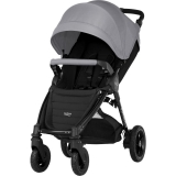 Kočárek Britax Römer B-Motion 4 Plus - Steel Grey
