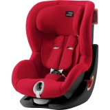 Autosedačka BRITAX RÖMER King II Black Fire Red