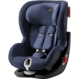Autosedačka BRITAX RÖMER King II Black Moonlight Blue