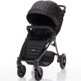 Kočárek Britax Römer B-Motion 4 Plus -Geometric Black