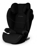 Autosedačka Cybex Solution M-FIX SL 2020 Pure Black