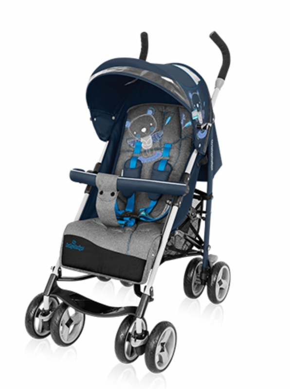 Baby Design Golfový kočárek TRAVEL QUICK 2018-03 Blue