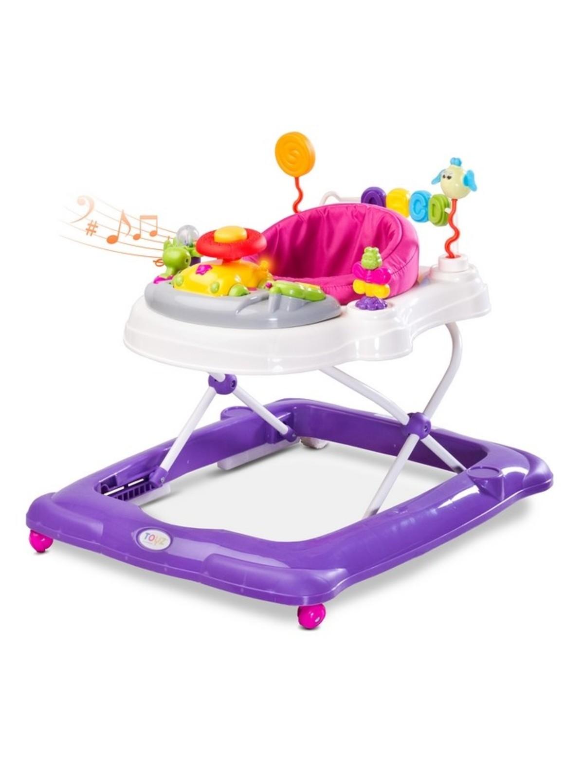 e4d50058149 Dětské chodítko Toyz Stepp purple