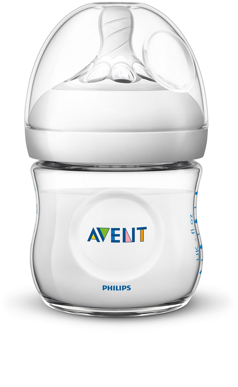 Lahev Natural Philips Avent 125 ml, 1 ks nová