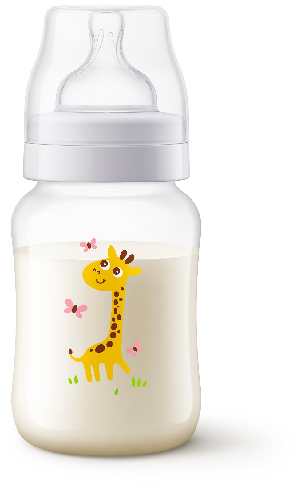 Lahev Anti-colic 260 ml, 1 ks Žirafa Philips Avent