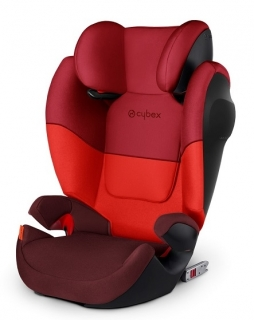 Autosedačka Cybex Solution M-FIX SL 2019 Rumba Red
