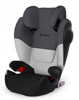Autosedačka Cybex Solution M-FIX SL 2019 Grey Rabbit
