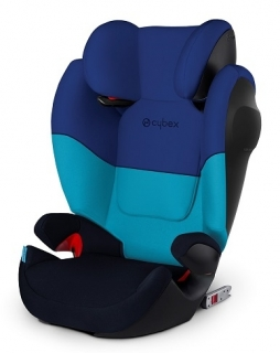 Autosedačka Cybex Solution M-FIX SL 2019 Blue Moon