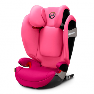 Autosedačka Cybex Solution S-Fix 2018 Passion Pink