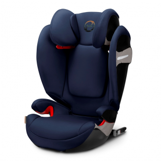 Autosedačka Cybex Solution S-Fix 2018 Denim Blue