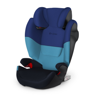 Autosedačka Cybex Solution M-Fix 2019 Blue Moon