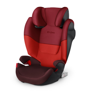 Autosedačka Cybex Solution M-Fix 2019 Rumba Red