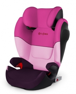 Autosedačka Cybex Solution M-FIX SL 2020 Purple Rain